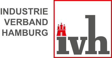 Industrieverband Hamburg e.V. Logo